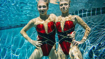 "Why ""synchro"" should be your new summer workout"
