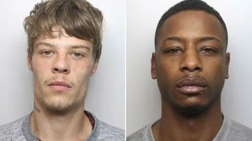 Ryan Coleman and Raphael Kennedy are serving life sentences for killing infants in their care.