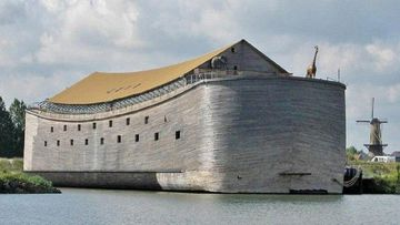 Dutchman builds ark of Biblical proportions