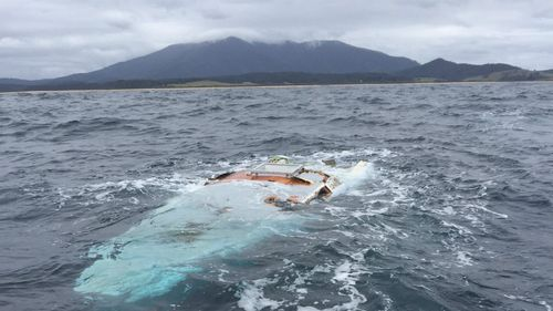 Mystery 'ghost yacht' spotted off NSW South Coast