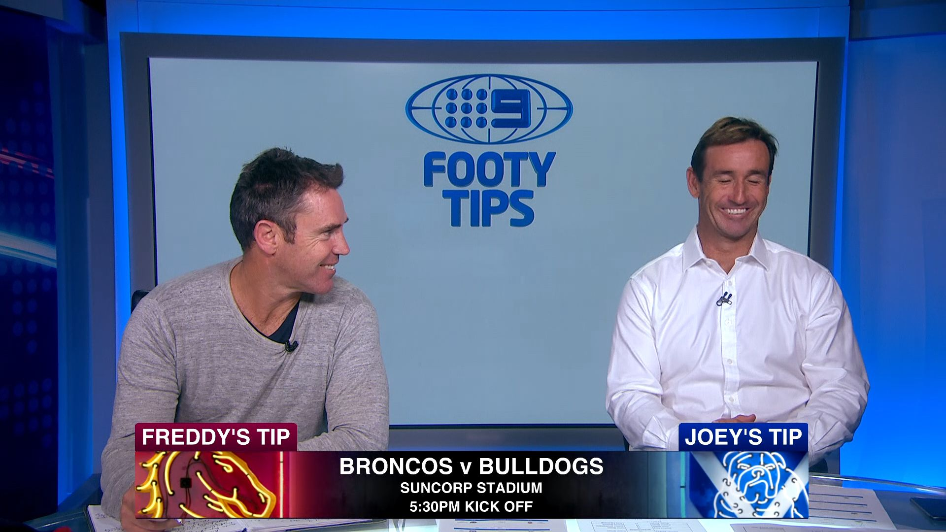 NRL footy tips Round 9: Freddy, Joey and Channel Nine's stars give their winners