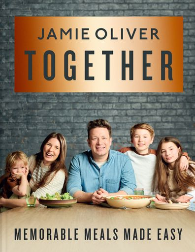 Together by Jamie Oliver is out now.