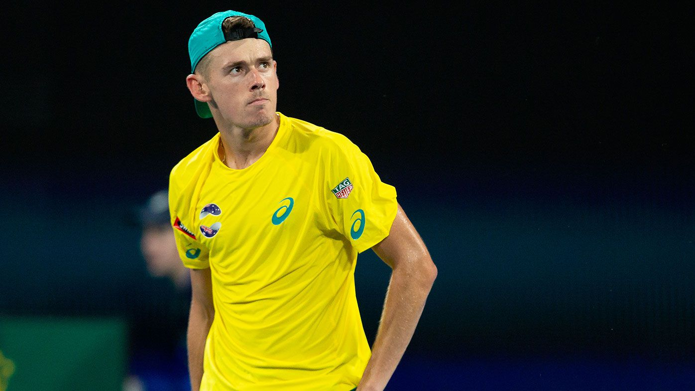 ATP Cup draw revealed, Aussies cop 'challenging' card