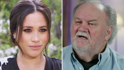 'Uncomfortable watching': What Thomas Markle's interview means for Harry, Meghan
