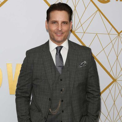 Peter Facinelli attends the Showtime Emmy eve nominees celebrations at San Vincente Bungalows on September 21, 2019.