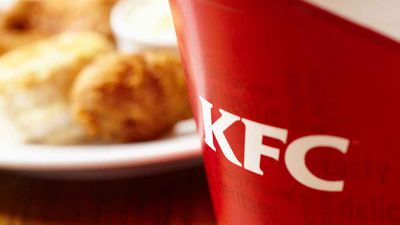 KFC in the UK loses their mind over ordinary Australian menu item