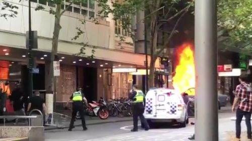 Hassan Khalif Shire Ali fatally stabbed local cafe owner Sisto Malaspina and injured two others before being shot by police in the Melbourne CBD.
