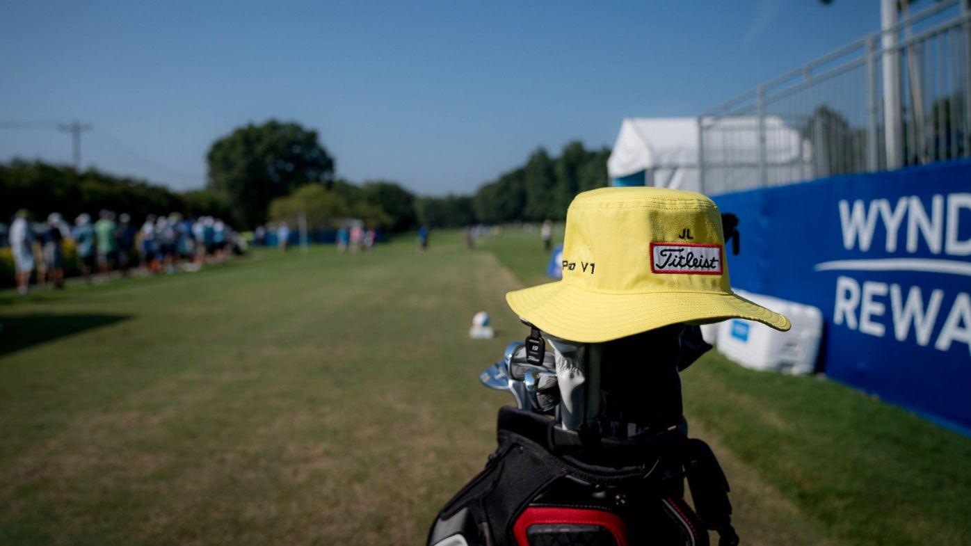 PGA Tour event pays tribute to Jarrod Lyle