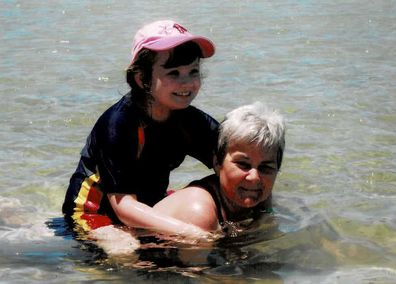 Sharon daughter grandmother