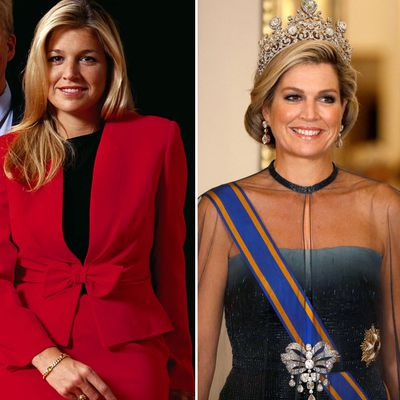 Máxima Zorreguieta, Queen Maxima of The Netherlands