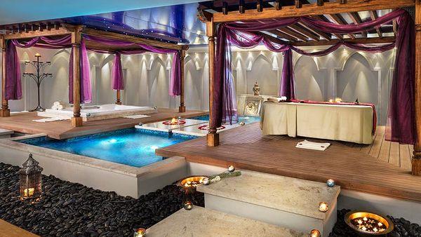 Talise Ottoman Spa at Jumeirah Zabeel Saray Hotel (Jumeirah)