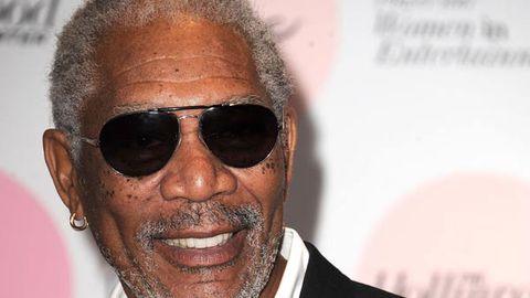 Freeman dead morgan Morgan Freeman's