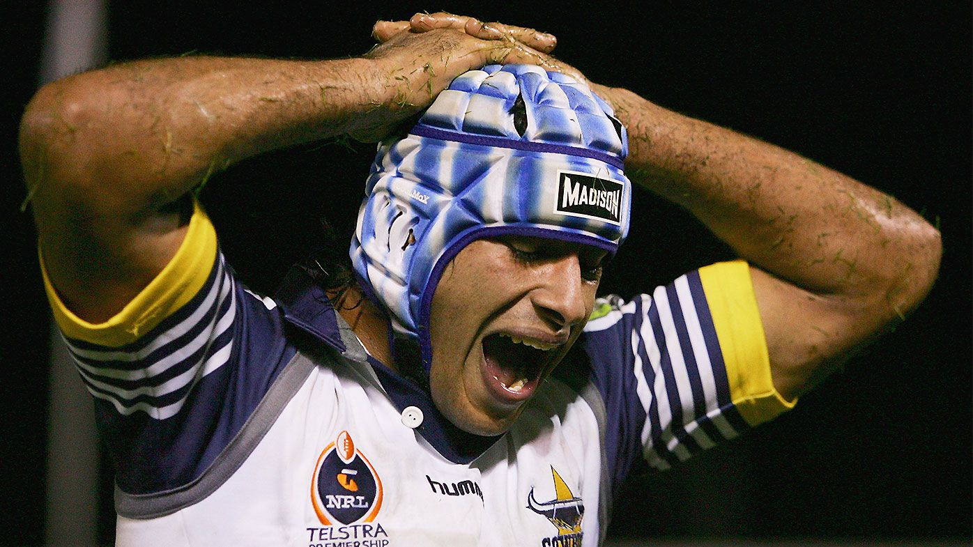 EXCLUSIVE: The 2006 clash with Andrew Johns that left Johnathan Thurston in tears
