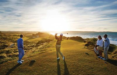 World-class golf courses