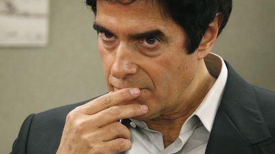 David Copperfield forced to reveal vanishing act