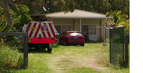 A frantic search was launched for a missing three-year-old girl this afternoon in Tuggerawong, NSW.