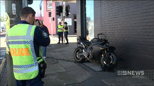 Crash investigators are trying to determine who was at fault. (9NEWS)