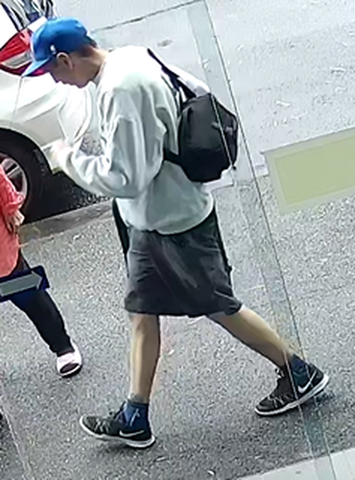 The victim had her phone and keys stolen while she watched TV in North Melbourne.