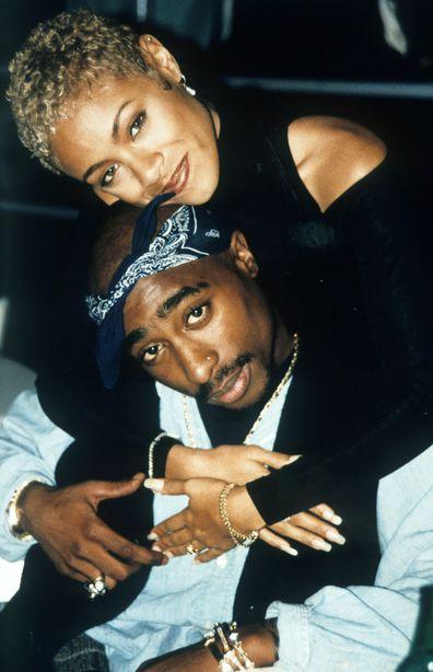 Jada Pinkett Smith, Tupac Shakur