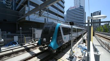 Sydney's North West Metro train has come in almost $1 billion under budget with passengers expected to be on board in a couple of months.