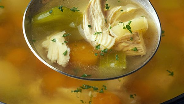 Zigi's Yemenite soup