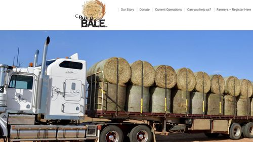 Screenshot from the Buyabale.com.au website.