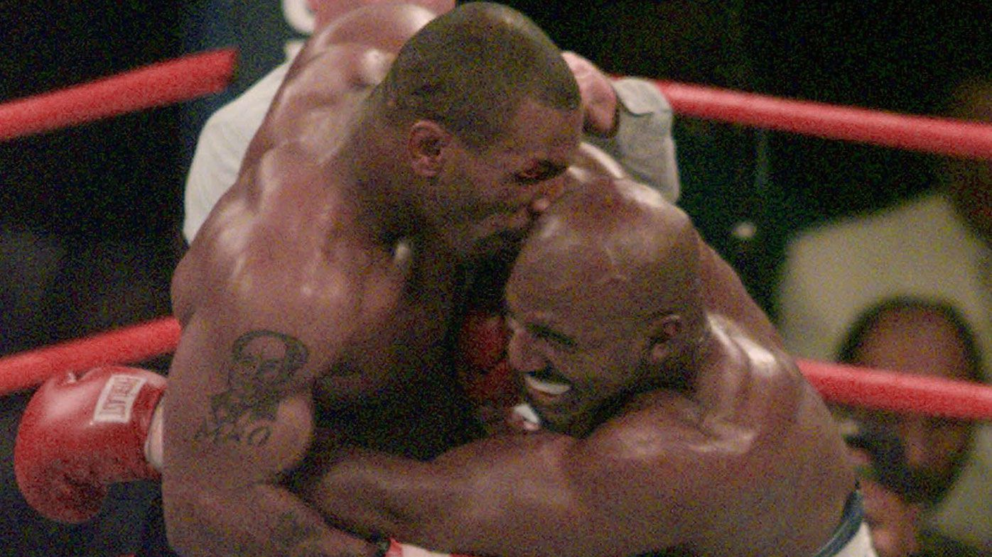 Mike Tyson says UFC riot worse than his after Holyfield bite, Dana White disagrees