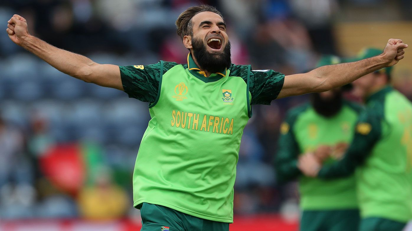 South Africa ease to first World Cup win after huge Afghanistan batting collapse