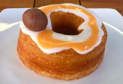 Creme Egg cronut