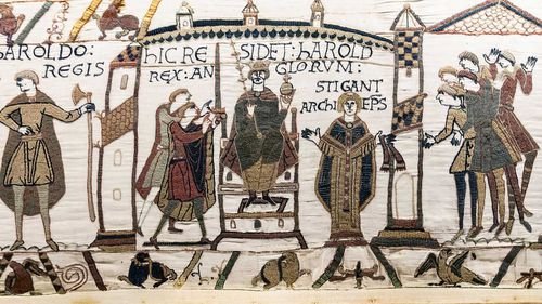 The Bayeux Tapestry was not made in Bayeux, and is not a tapestry.