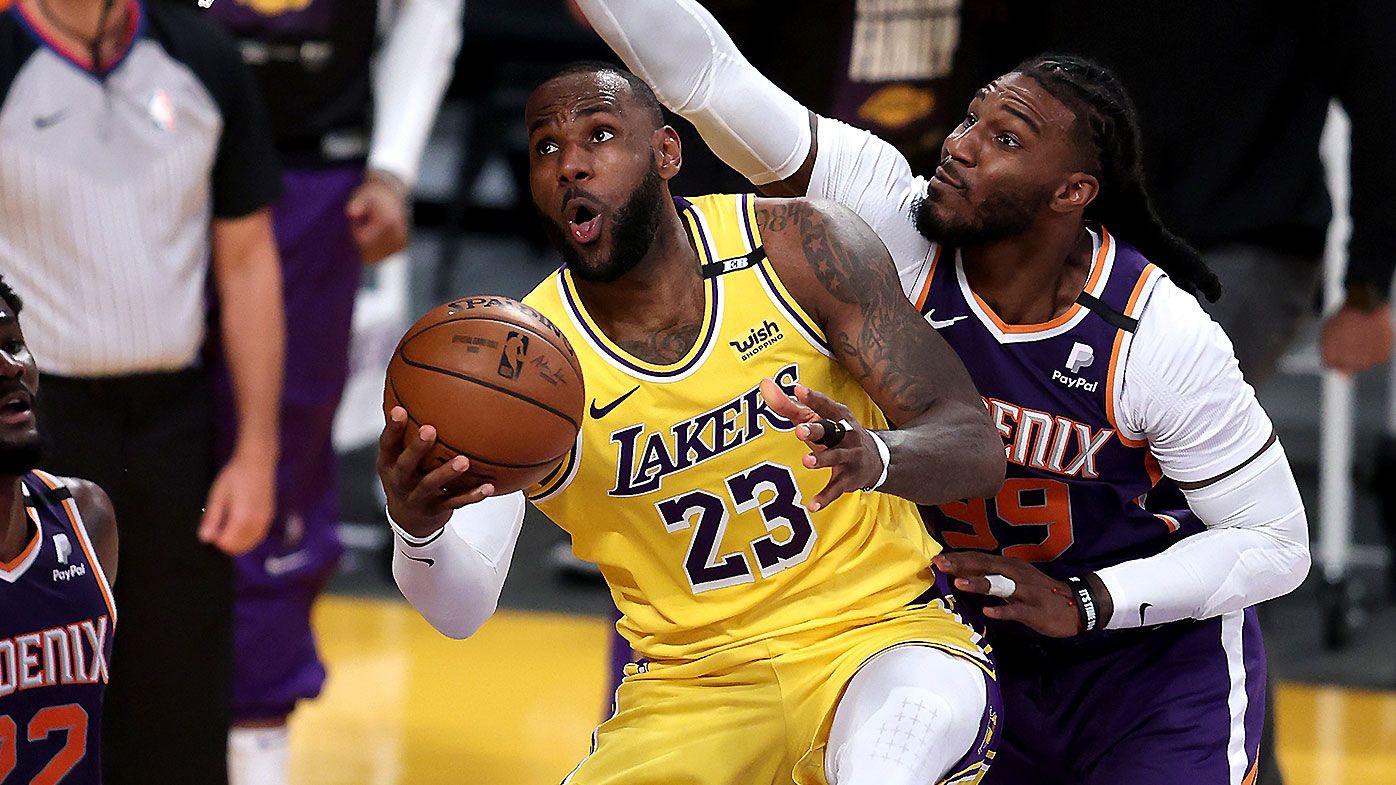 NBA superstars, fans slam controversial 2K ratings