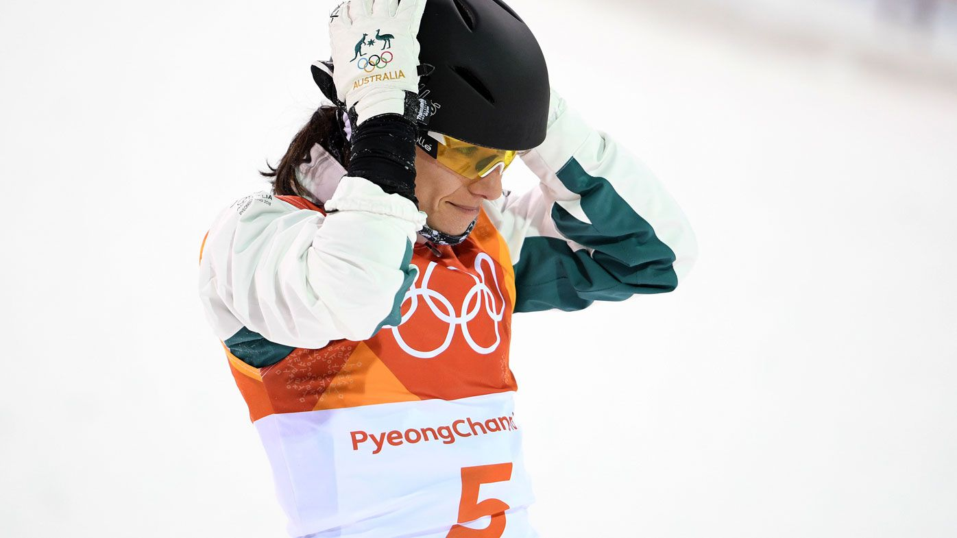 Winter Olympics: Lydia Lassila bites back at James Magnussen