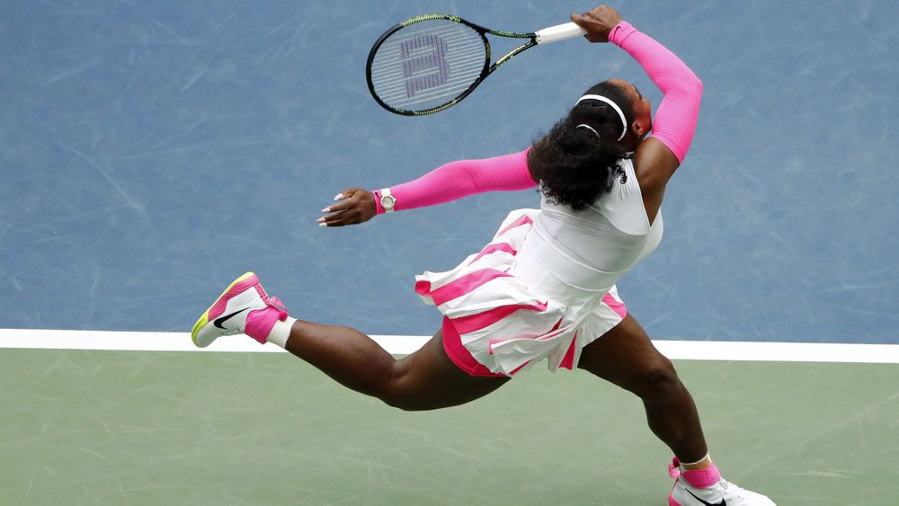 Serena Williams. (AAP)