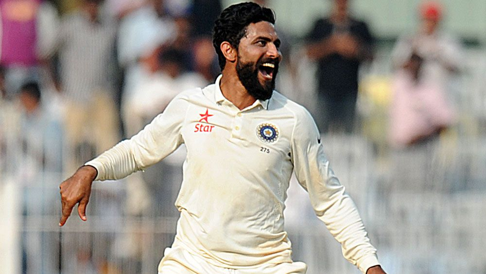 Jadeja catches England out