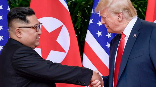 Kim Jong-un has committed to denuclearising the Korean peninsula. Picture: AAP