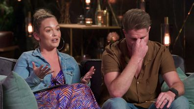 Melissa opens up on 'toxic behaviour' in her relationship with Bryce