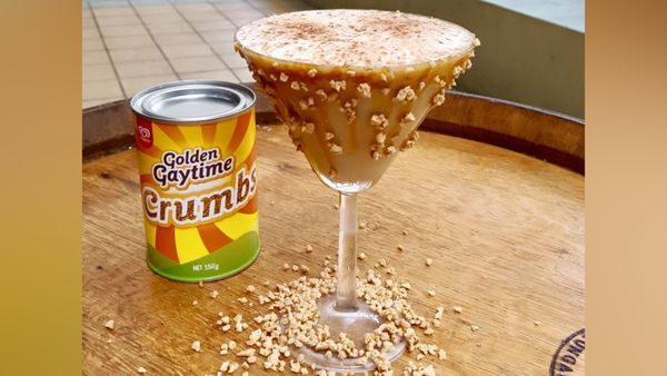 How to make the internet-famous Golden Gaytime cocktail
