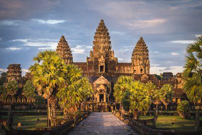 <strong>1. Angkor Wat– Siem Reap, Cambodia</strong>