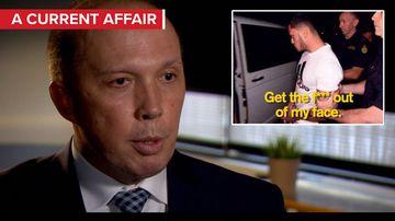 'If you assault Australian citizens, you'll be shown the door'