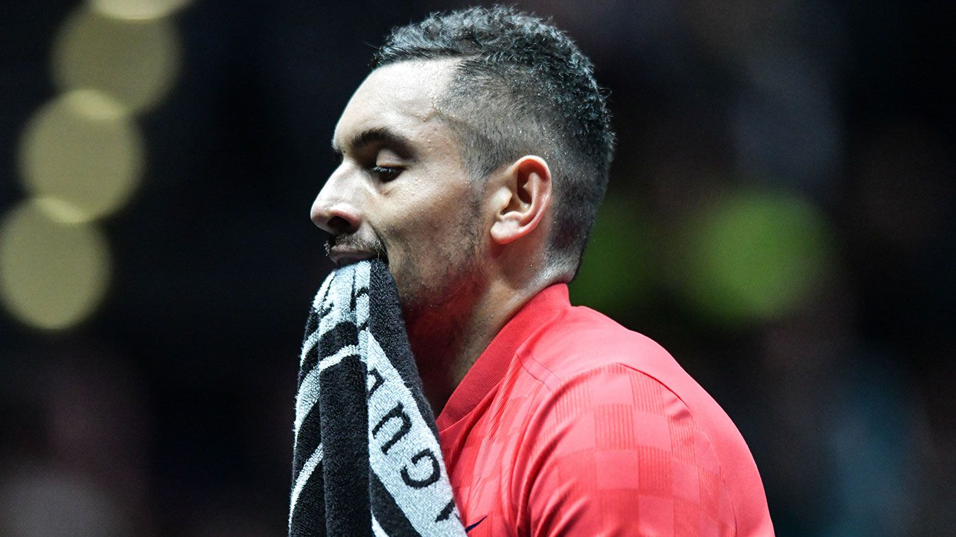 Laver Cup 2021 ultimate guide: Nick Kyrgios reflects on old wound as he prepares for battle