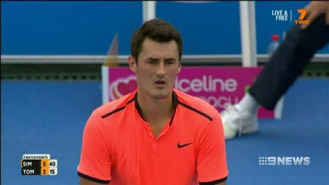Tomic, Kyrgios get favorable draw at Australian Open