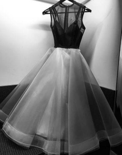 "We're yet to see everybody's favourite Jennifer Hawkins but here's a look at the heavenly gown she'll be wearing. She's pretty excited too. ""I can't wait to wear this incredible dress! Blows my mind,"" she posted. That incredible dress - Alex Perry."