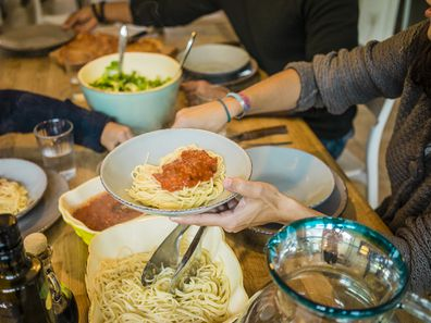 This week its all about pasta, pasta, pasta!