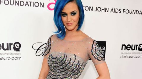 Katy Perry insists new single isn't about Russell Brand