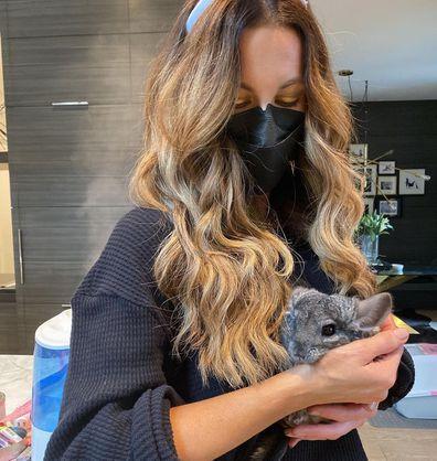Kate Beckinsale sparks backlash after posting videos of herself cradling Aussie animals.