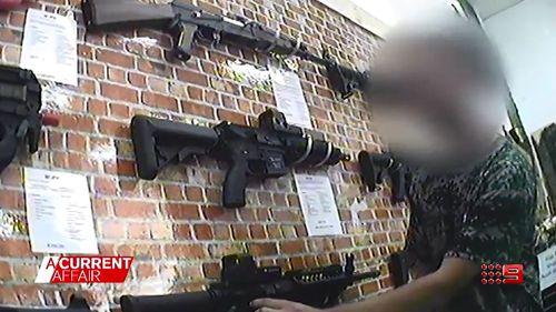 A Current Affair: Fake guns sold in Gold Coast store