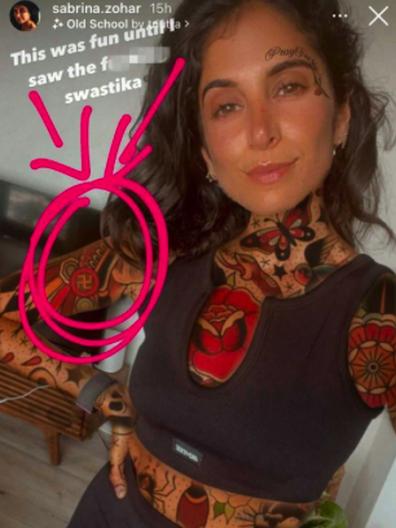 Sabrina Zohar