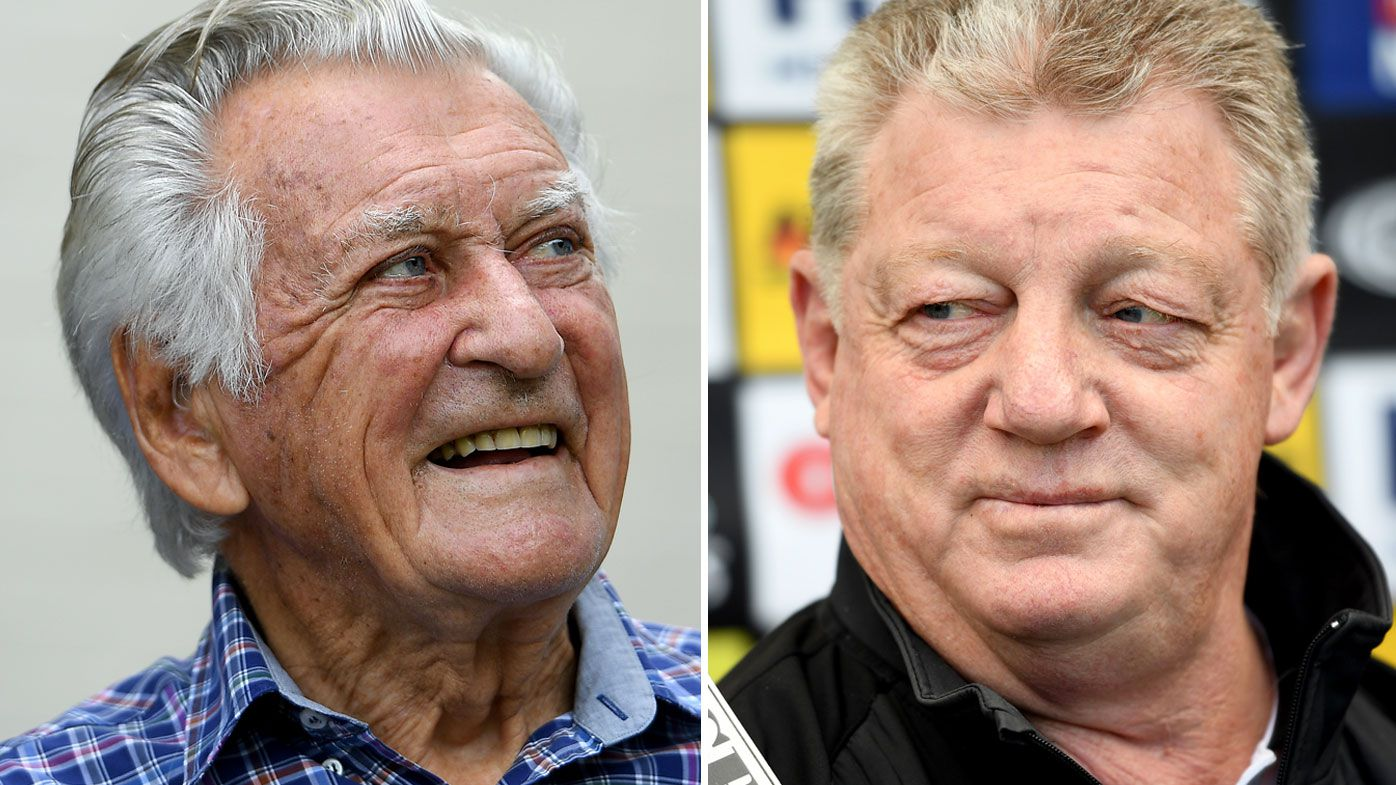 Phil Gould pays tribute to Bob Hawke