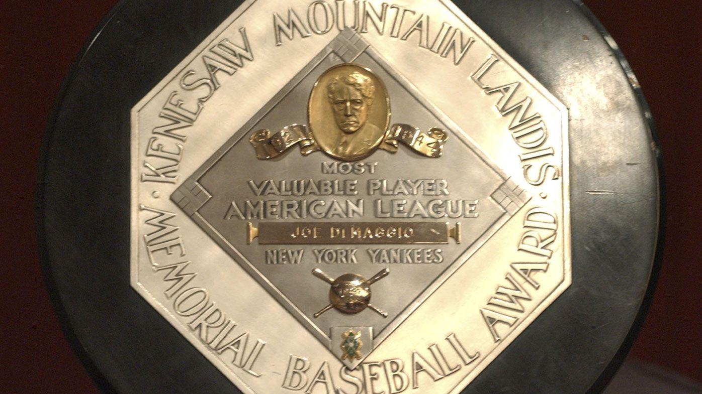 MLB Most Valuable Player Award, named for ex-commissioner, faces racism concerns