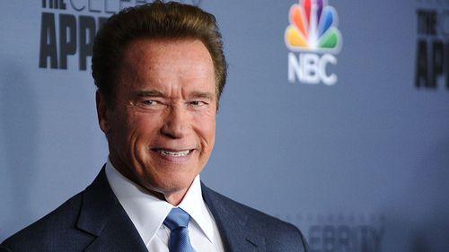 'I won't be back': Arnold Schwarzenegger 'fires' himself as Celebrity Apprentice host